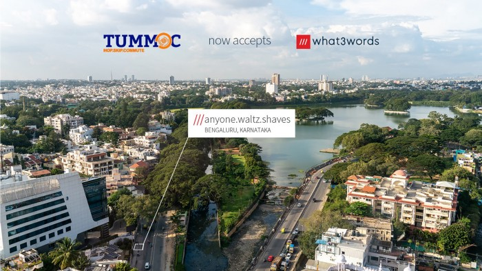 Tummoc and What 3 Words