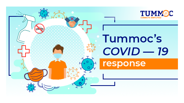 Tummoc, Tummoc App, Tummoc Covid - 19 response