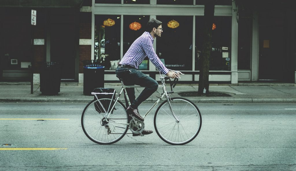Tummoc App, Tummoc bicycle