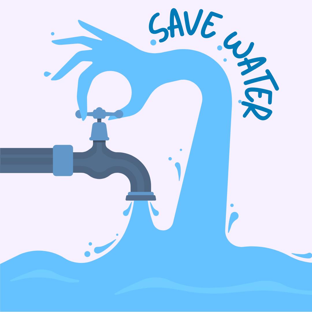 Save water, Tummoc app , carbon saving
