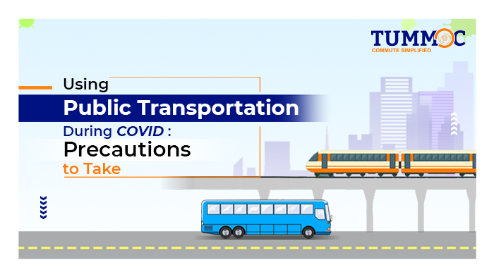 Using Public Transport During COVID: Precautions to Take