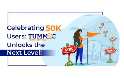 Celebrating 50K Users: Tummoc Unlocks the Next Level
