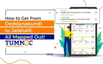 How to Get From Doddanekundi to Jalahalli: All Mapped Out!