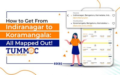 How to Get From Indiranagar to Koramangala: All Mapped Out!