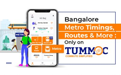 Bangalore Metro Timings, Routes & More: Only on Tummoc!