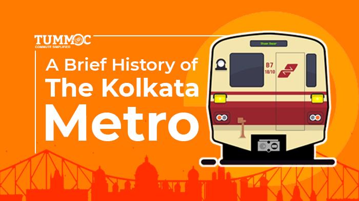 A Brief History of The Kolkata Metro
