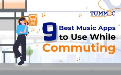 9 Best Music Apps to Use While Commuting