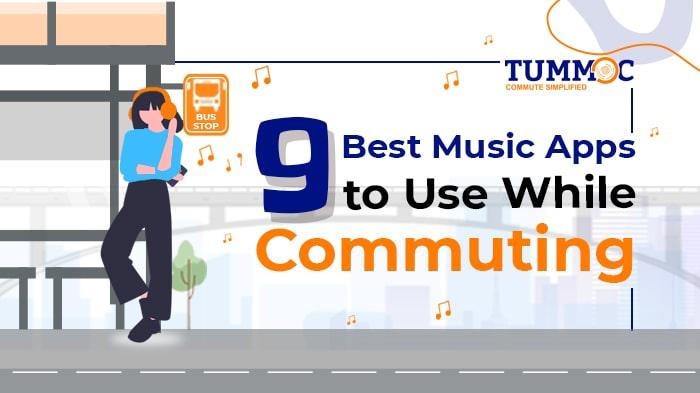 Tummoc, Tummoc app, Podcasts,Public transport information