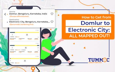 How to Get From Domlur to Electronic City: All Mapped Out!