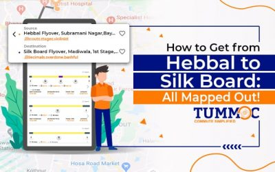 How to Get from Hebbal to Silk Board: All Mapped Out!