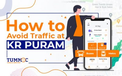 How to Avoid KR Puram Traffic on Your Daily Commute