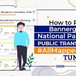 Tummoc, Tummoc app, Bannerghatta National Park, Public transport information, Majestic, Yelahanka, Horamavu, New BEL Road