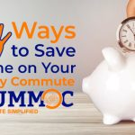 5 ways to save time on your daily commute by Tummoc