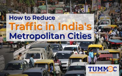 How to Reduce Traffic in India's Metropolitan Cities