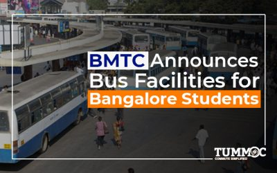 BMTC Announces Bus Facilities for Bangalore Students