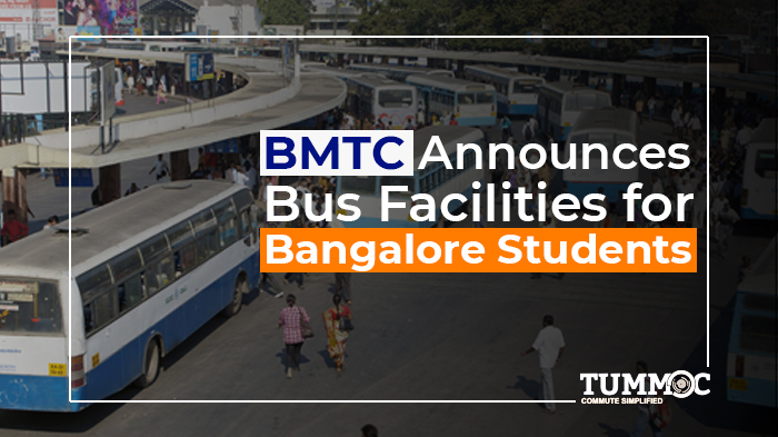 BMTC Facilities for Students