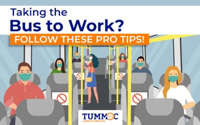 Taking the Bus to Work? Follow These Pro Tips!