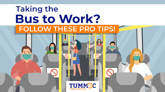 Bus Commute Pro Tips with Tummoc