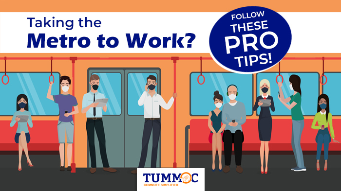 Taking the Metro to Work? Follow These Pro Tips!