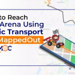 How to Reach Play Arena Using Public Transport