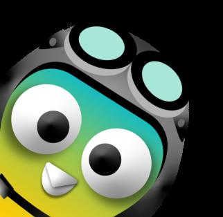 top header logo
